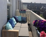 Balkon loungebank Sjaan Margot 4
