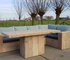 Lounge dining bank Marijke Annet 1