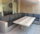 Lounge dining Linda 1